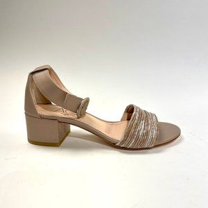 AGL Leather D'Orsay Pumps